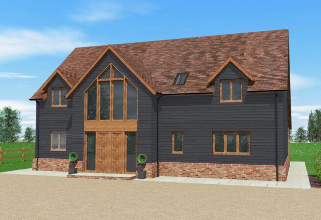 Barn Style Build