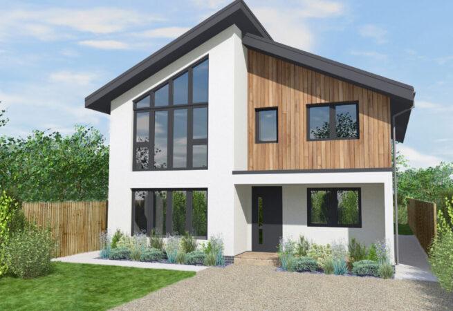 Graven Hill House Kit