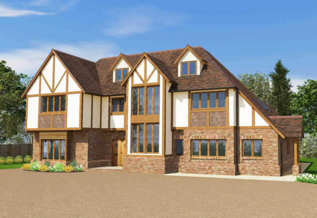 Oak Self Build