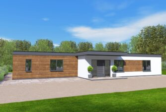 Modern Bungalow Build