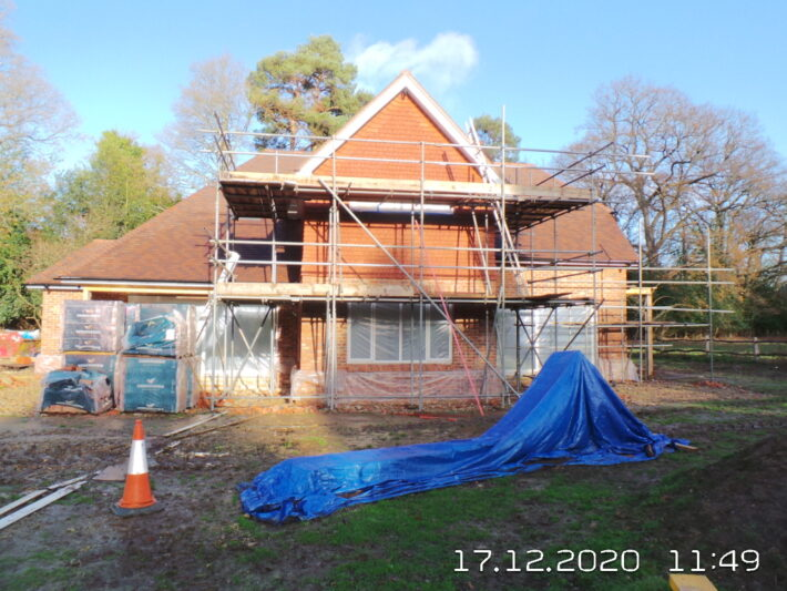 Self Build Home Construction