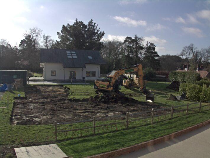 Foundations Excavation