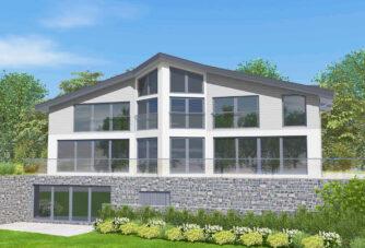 House Design with Annex