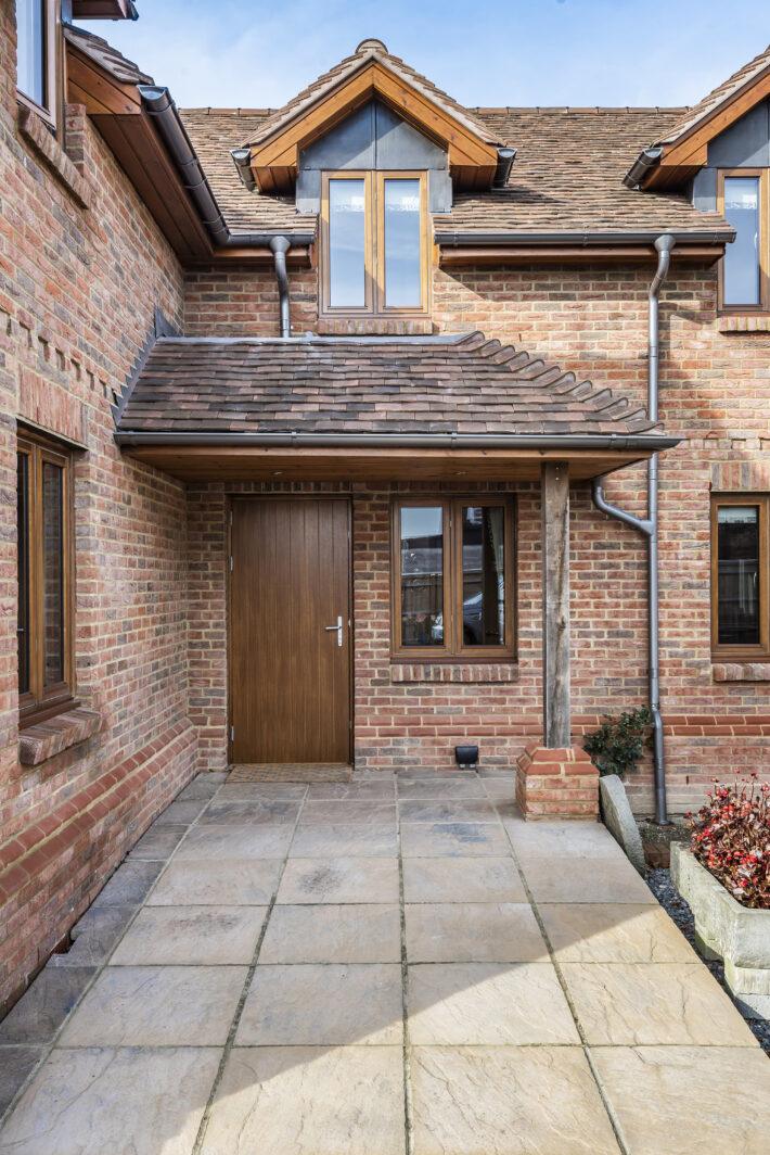 Nordic House Front Door
