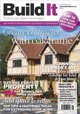 Build It August issue