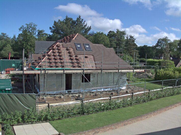Chalet Bungalow Construction