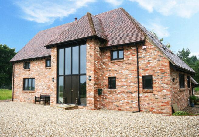 Beautiful Brick Barn