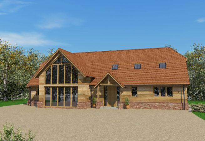 Barns timber framed home designs scandia hus for Timber frame house plans for sale