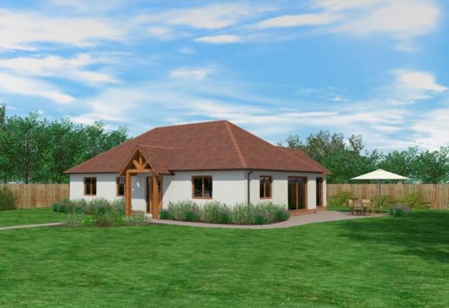 Scandia Hus The Acer bungalow design