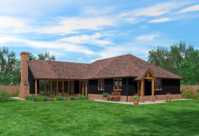 The Sycamore Bungalow design