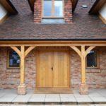 Traditional Timber Frame Kit House