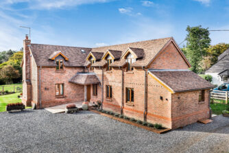 Bespoke Timber Frame Home