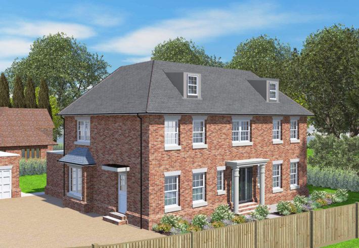 Georgian House Design