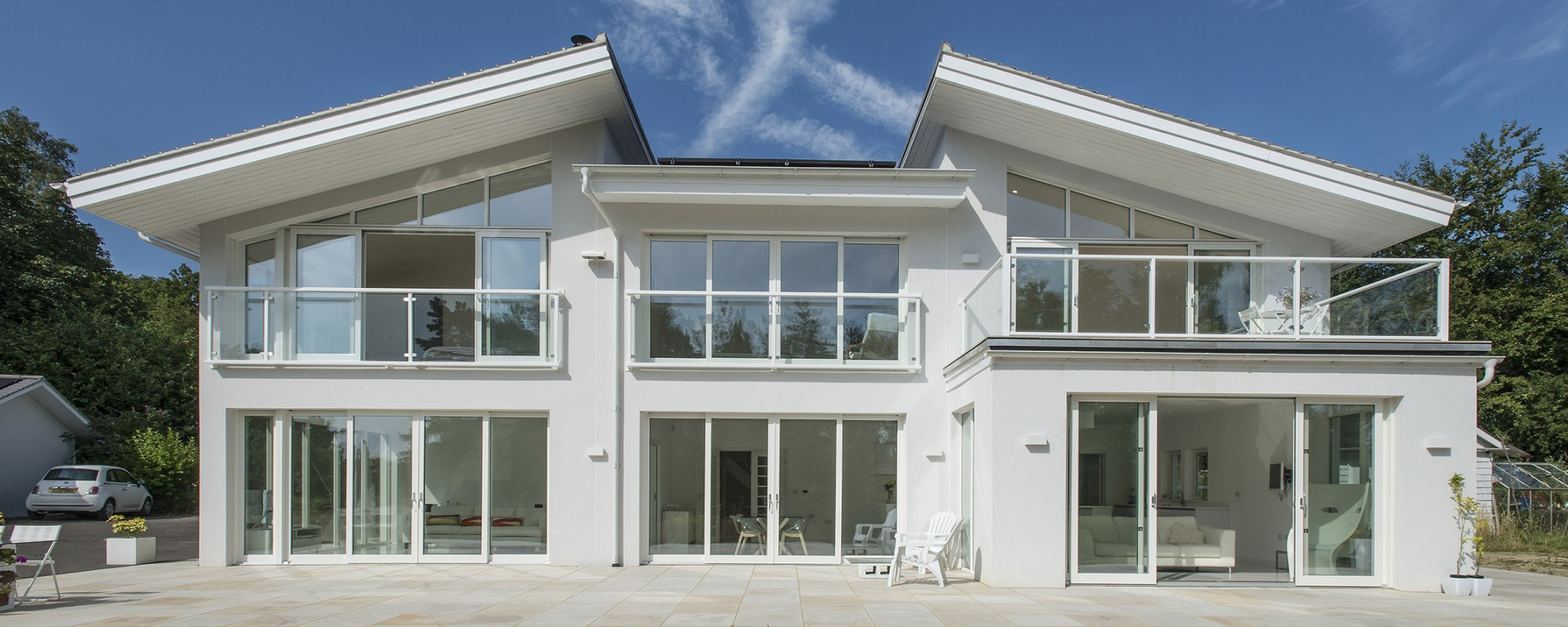Contemporary Self Build Home