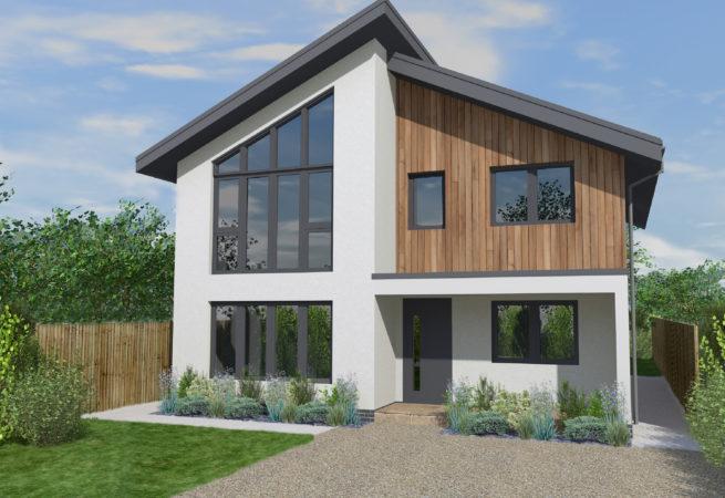 Contemporary | Timber Framed Home Designs | Scandia-Hus