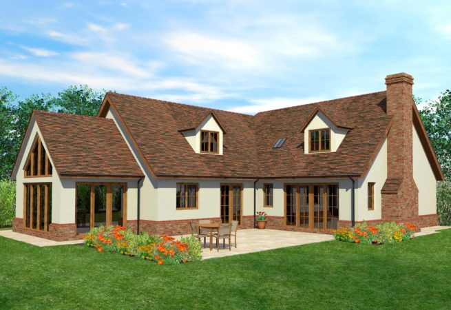 chalet bungalow design