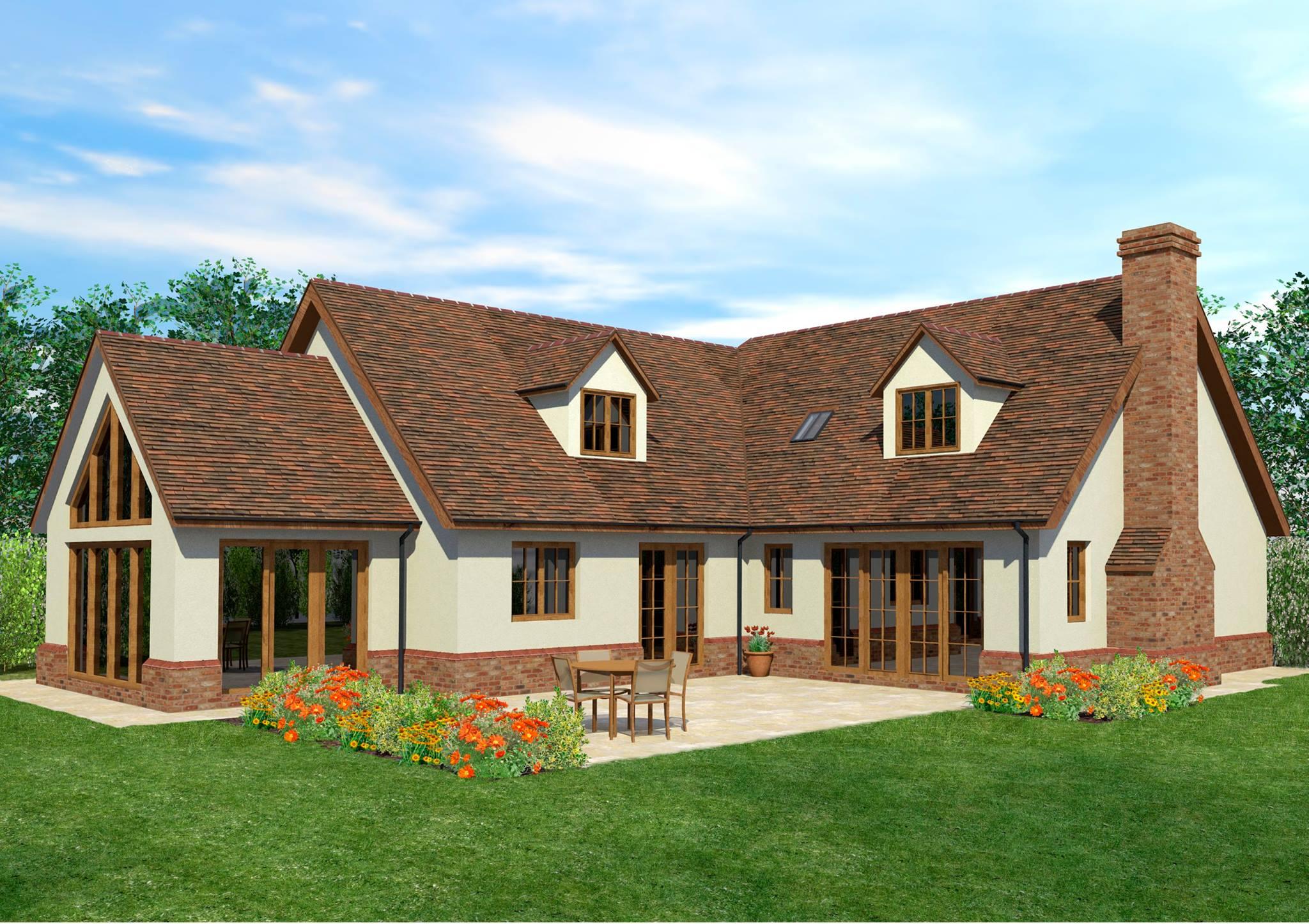 The Hambledene Timber Framed Home Designs Scandia Hus
