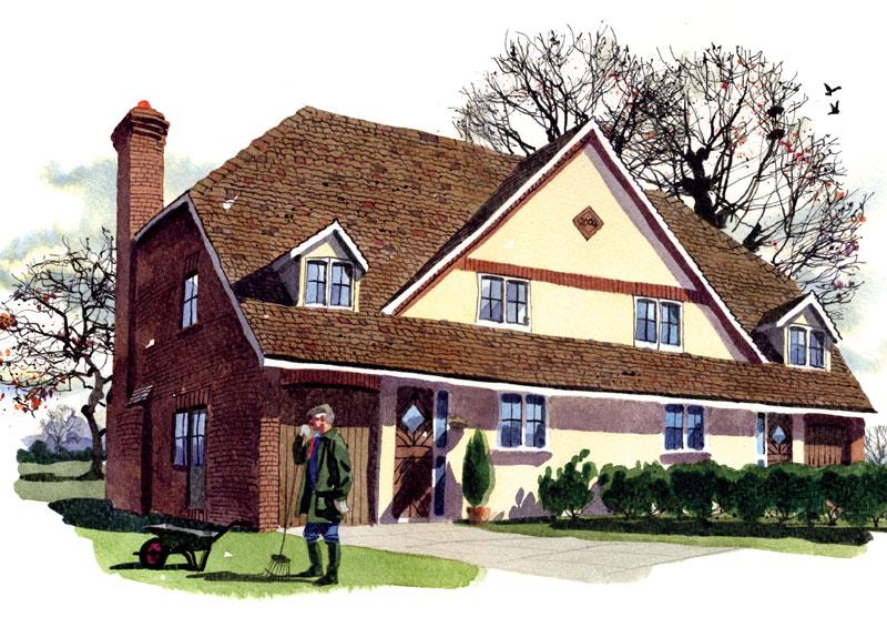the harlequins timber framed home designs scandia hus. Black Bedroom Furniture Sets. Home Design Ideas