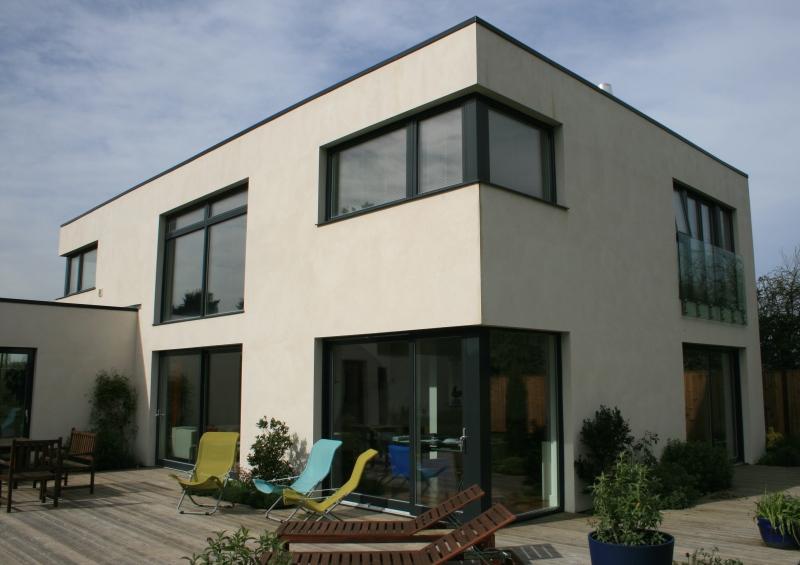 scandia hus the matiesse timber frame contemporary design. Black Bedroom Furniture Sets. Home Design Ideas