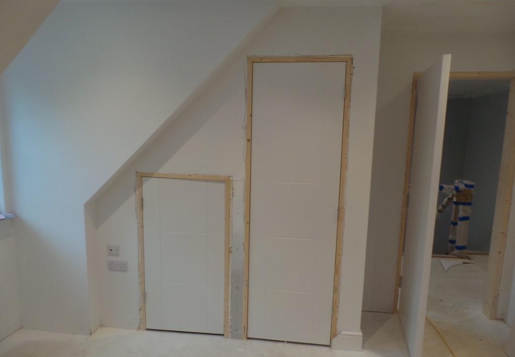 Fitting Internal Doors