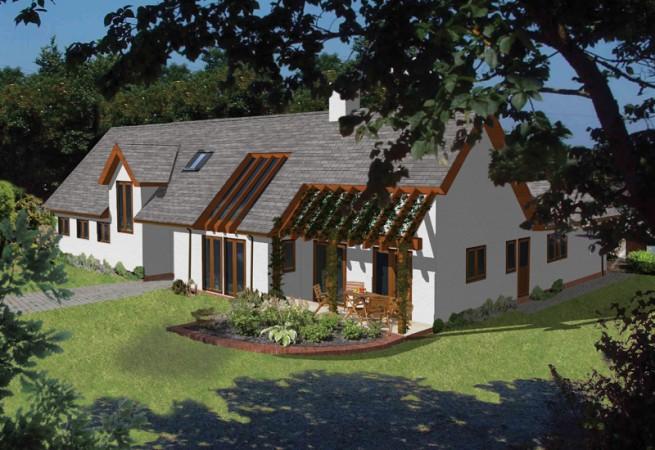 Modern Barn Home Design