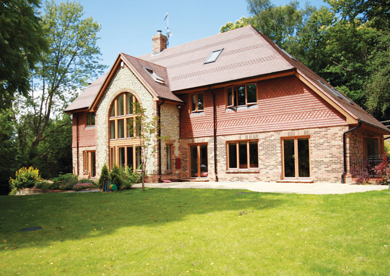 Scandia Hus The Longcroft Timber Frame Traditional Design