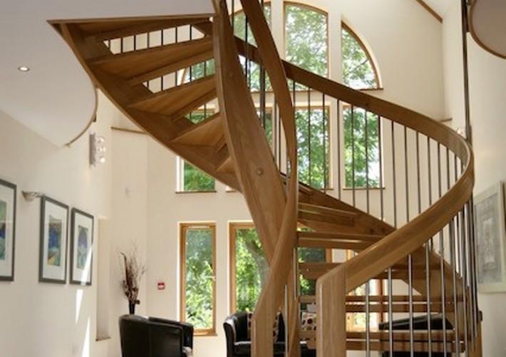 Bespoke Timber Staircase