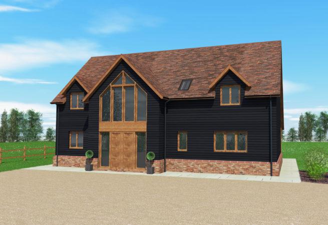 Barns Timber Framed Home Designs Scandia Hus