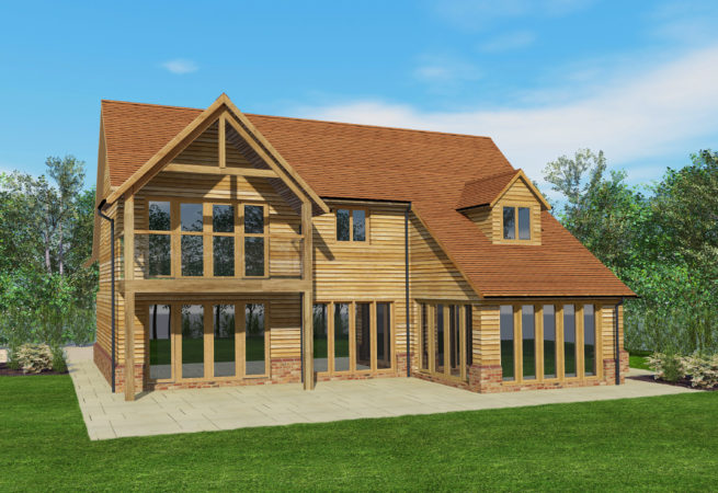 Timber Barn Design