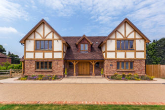 scandia hus timber frame