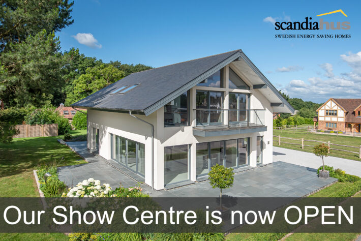 Show Centre now OPEN