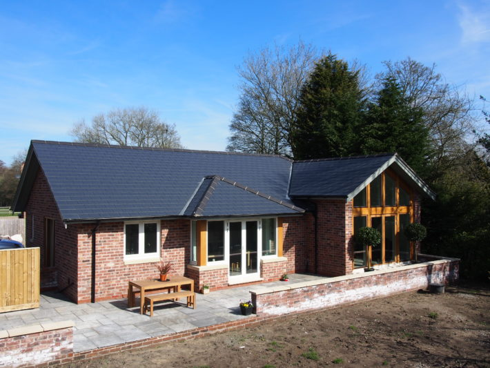self build cheshire
