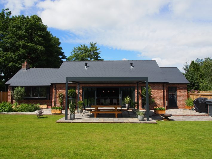 Timber Frame Cheshire