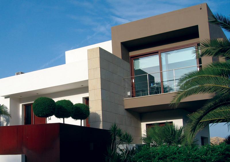 scandia hus the picasso timber frame contemporary design. Black Bedroom Furniture Sets. Home Design Ideas