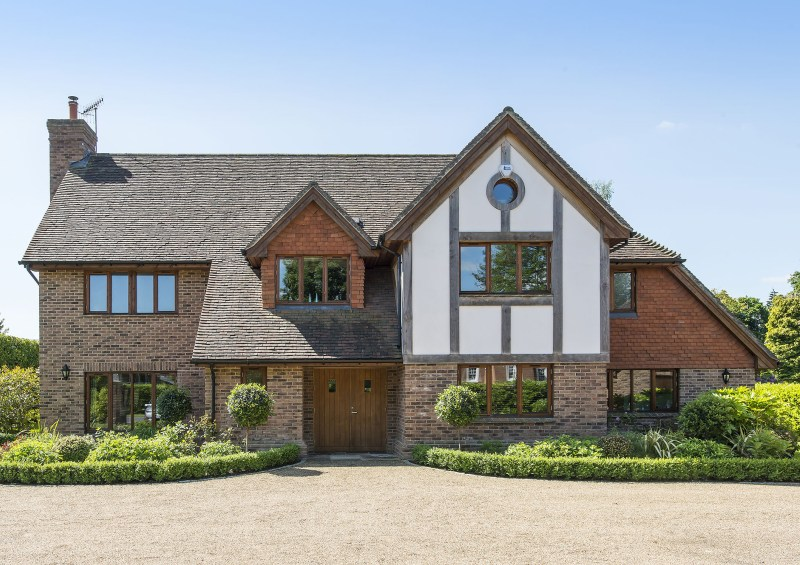 The Ridgeway - Timber Frame Traditional Home Design ...