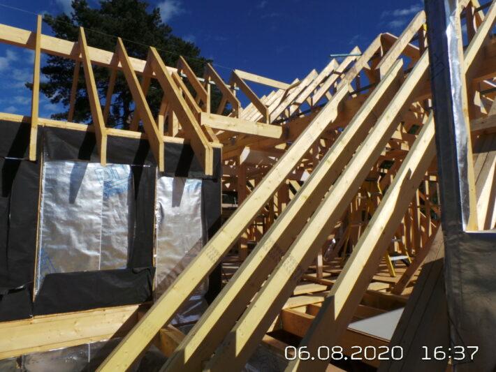 Timber Frame Self Build