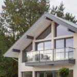 Timber frame self build home