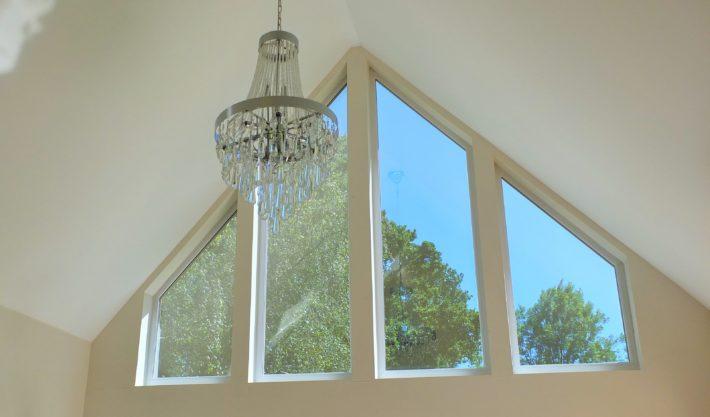 Bespoke Apex Glazing