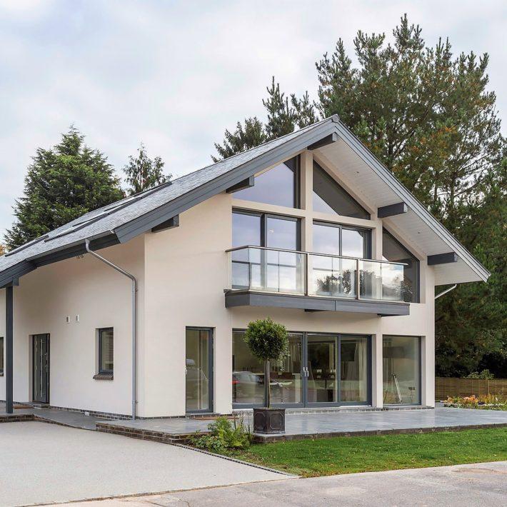 Timber Frame Kit Home UK