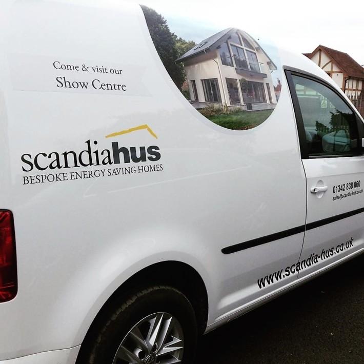 Scandia Hus Van