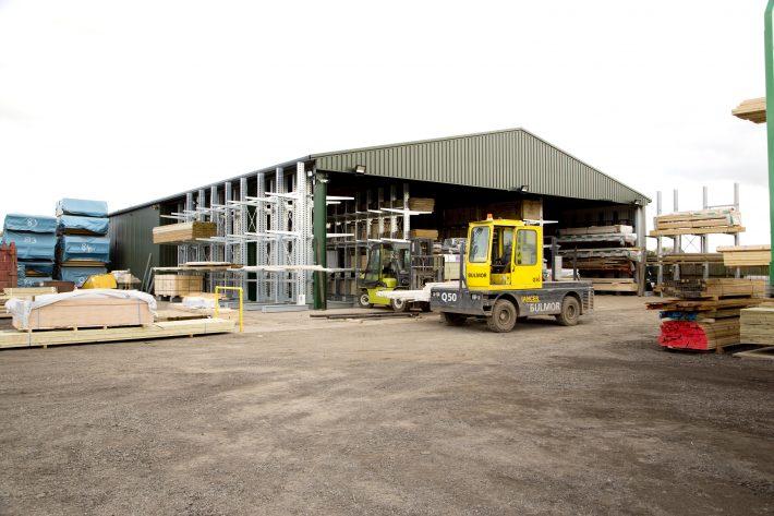 Timber Frame Factory