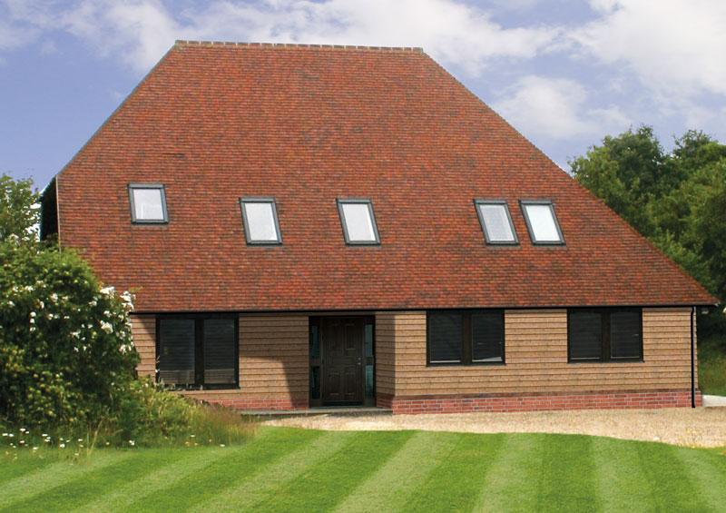scandia hus the tall barn timber frame barn design. Black Bedroom Furniture Sets. Home Design Ideas