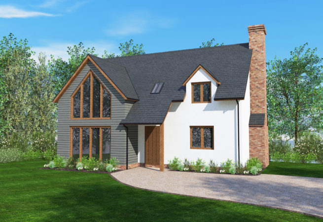 timber frame kit home