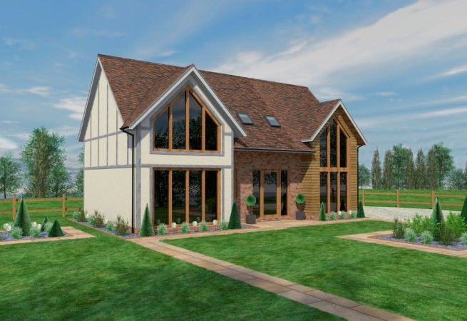 Scandia-Hus The Cambridge design