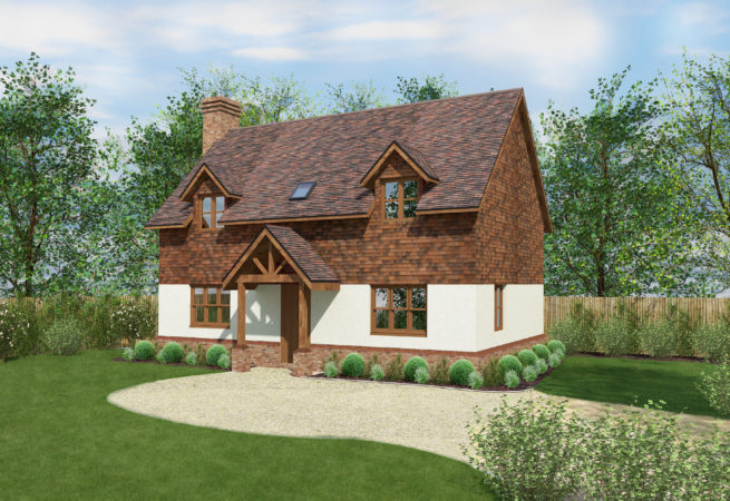 Traditional | Timber Framed Home Designs | Scandia-Hus