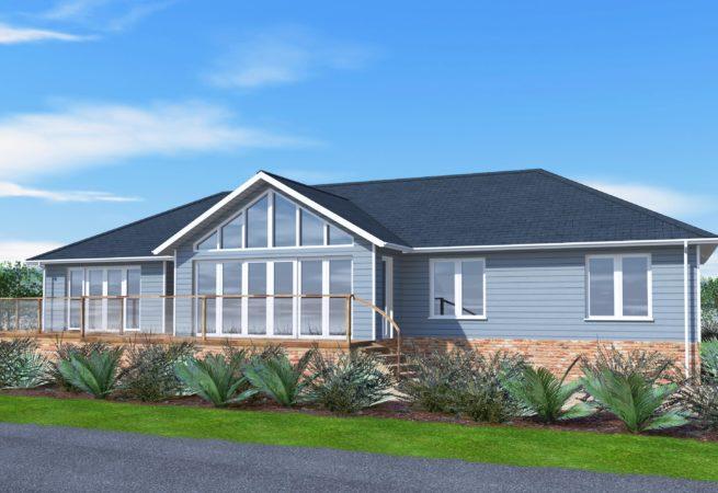 bespoke bungalow design