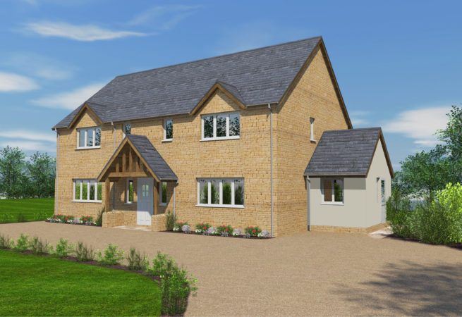 cotswold cottage design