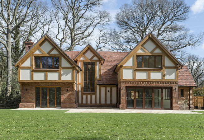 Traditional | Timber Framed Home Designs | Scandia-Hus
