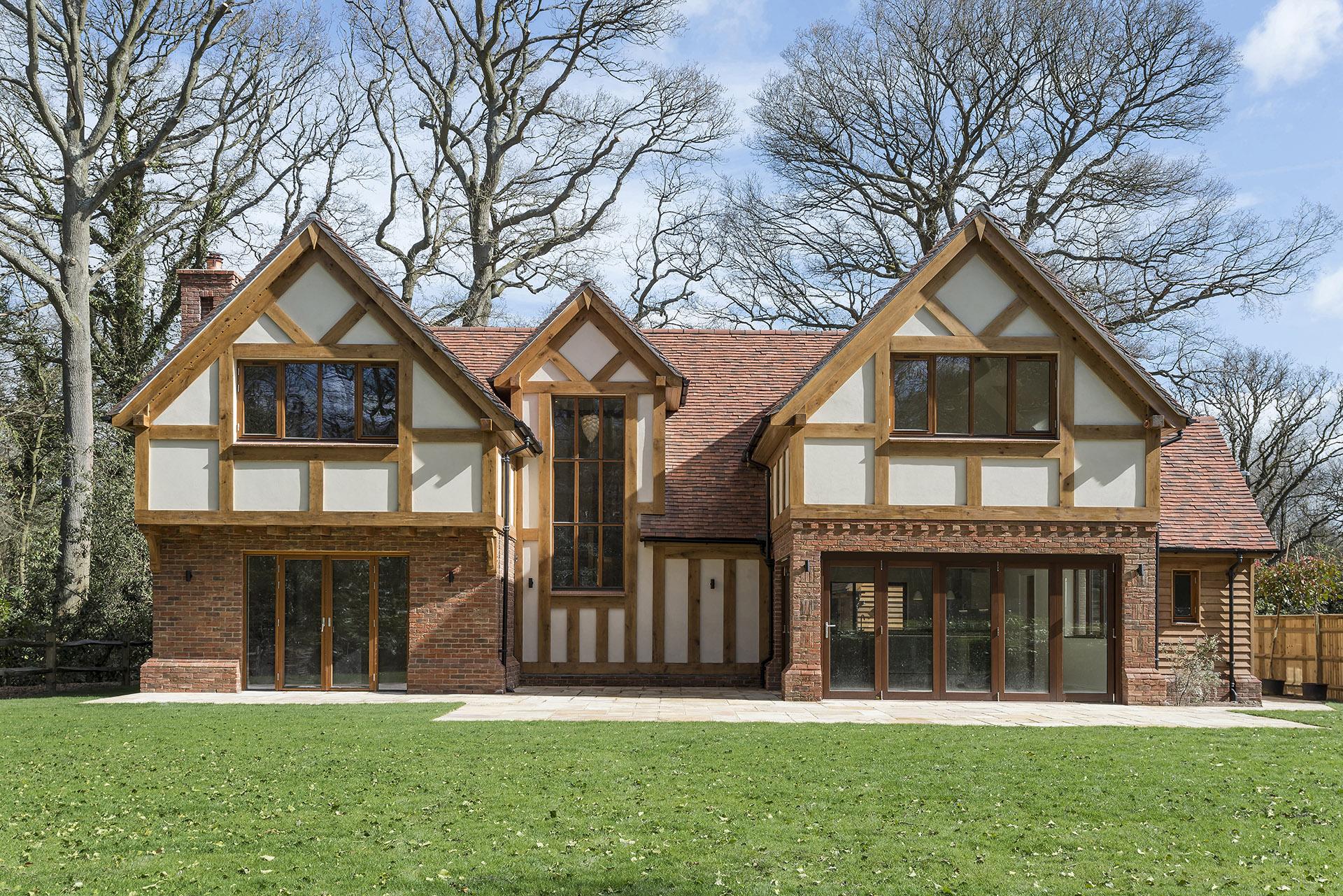the langford timber framed home designs scandia hus. Black Bedroom Furniture Sets. Home Design Ideas