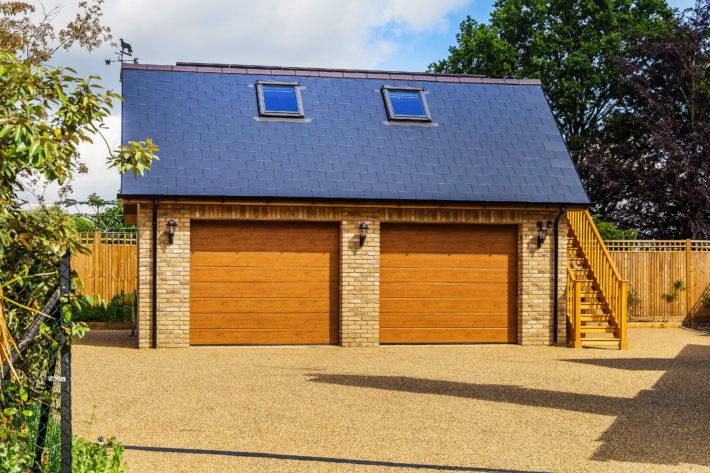 Detached Garage Design